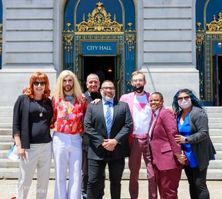SF Pride Kickoff 2021