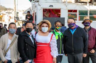 Castro to Chinatown March