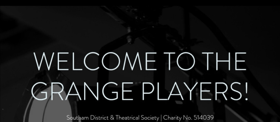 Welcome to the Grange Players!