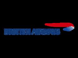 British Airways transparent logo