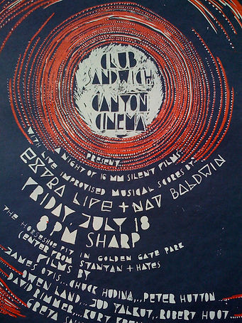 Screen printed poster by Martyna Szczesna