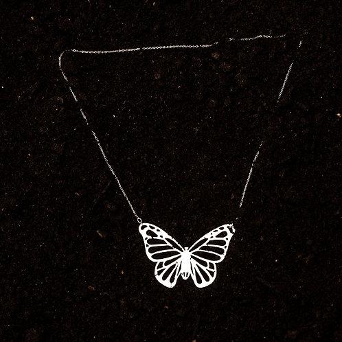 Handmade Sterling Silver Butterfly