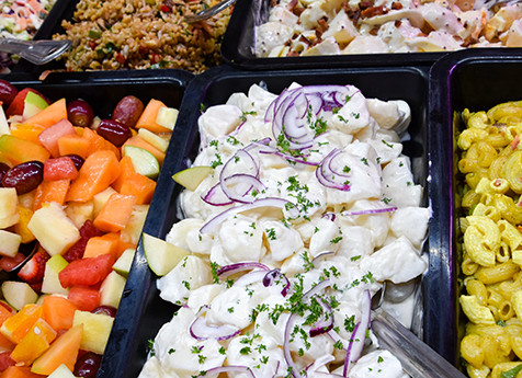 Rose City Premium Meats salads range