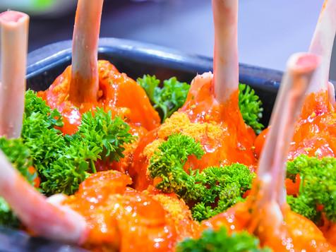 Rose City Premium Meats chicken range