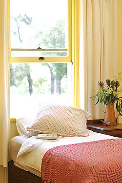 Laze around with a good book this weekend at Montrose Farm Bed and Breakfast