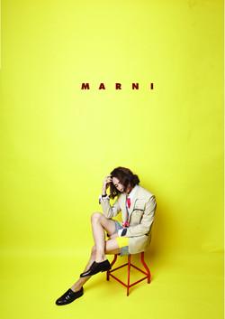 Marni Rebranding
