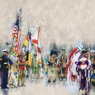 Pow Wow Parade