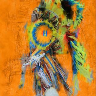 Orange Indian