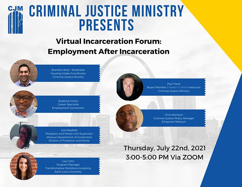 CJM Employment Incarceration Forum Flyer (1).png