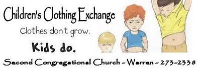 The Children's Clothing Exchange