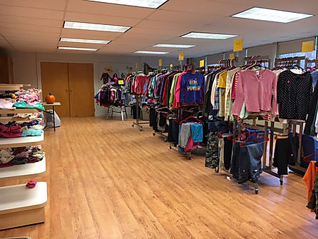 b37423f3 Offering free, quality, gently used clothing newborn to size 14. All are  welcome. Clothing exchange donations and monetary donations are always  appreciated.