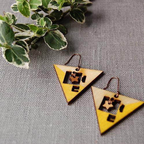 Star Byul 별 Earrings