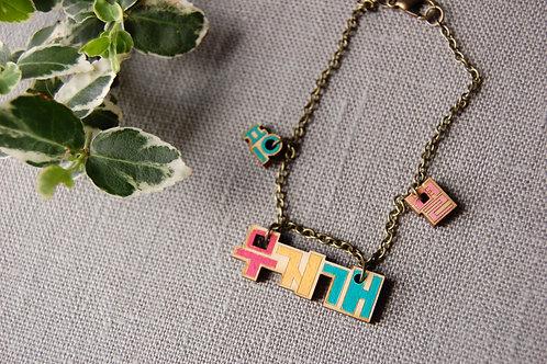 Moojigae 무지개 Bracelets