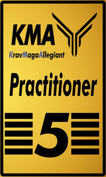 Practitioner level gradings