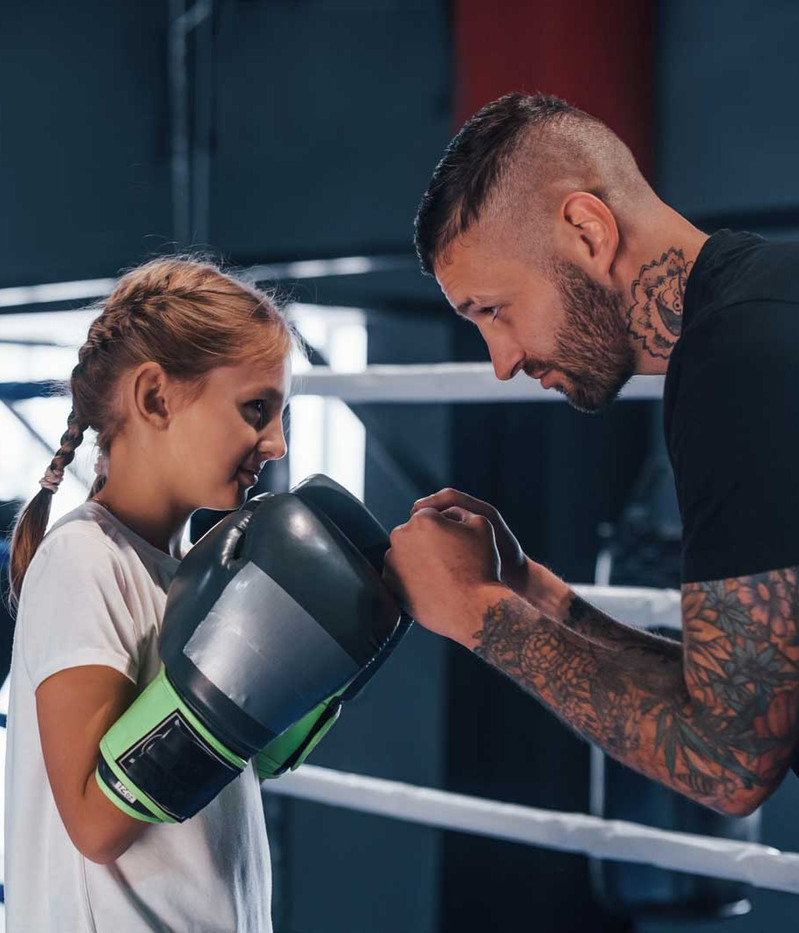 having-sparring-on-the-boxing-ring-young