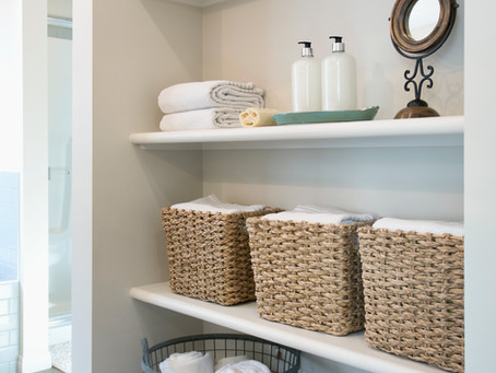 14 Tips for the Cleanest Bathroom Ever