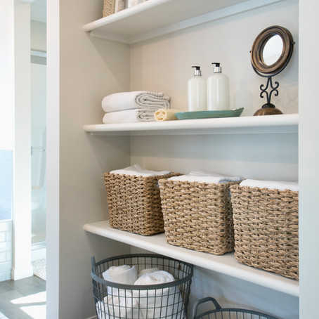 Top 5 Tips for organising your stuff