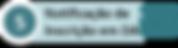 Inscrição em DA - 05 Notificação de Insc