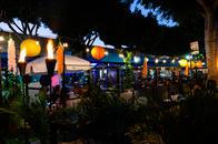 tiki thursday outdoor dining