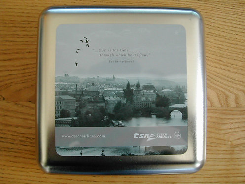 Czech Airlines - ĆSA Amenity Kit