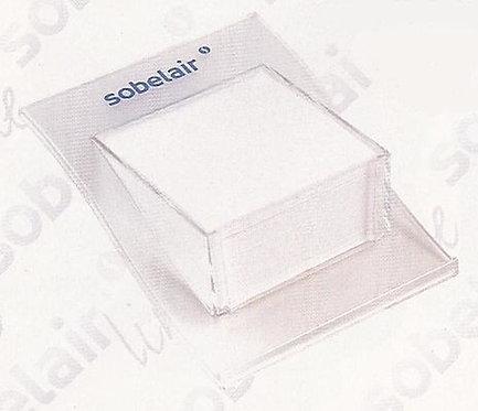 Sobelair Blocknote in plexi holder