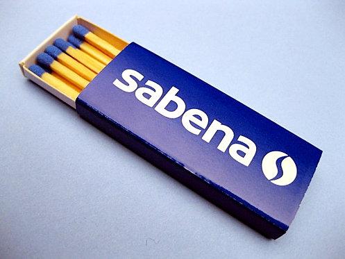 Sabena Matches #01 Logo