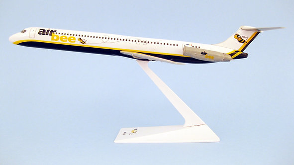 Air Bee Scale 1-200 model McDonnell Douglas MD-82 (DC-9-82)