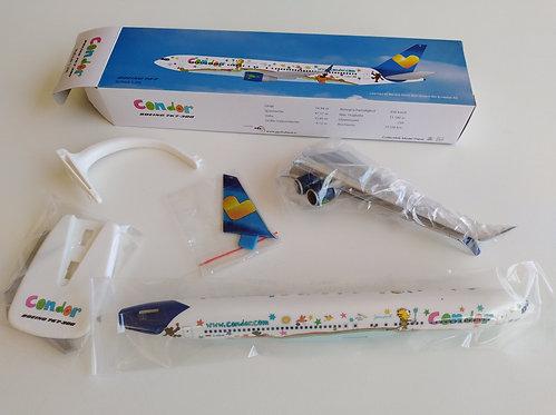 Condor Scale 1-200 model Boeing B767-300 Janosch #04 D-ABUE