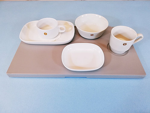 Sabena China ware 1950-1970 Set 11