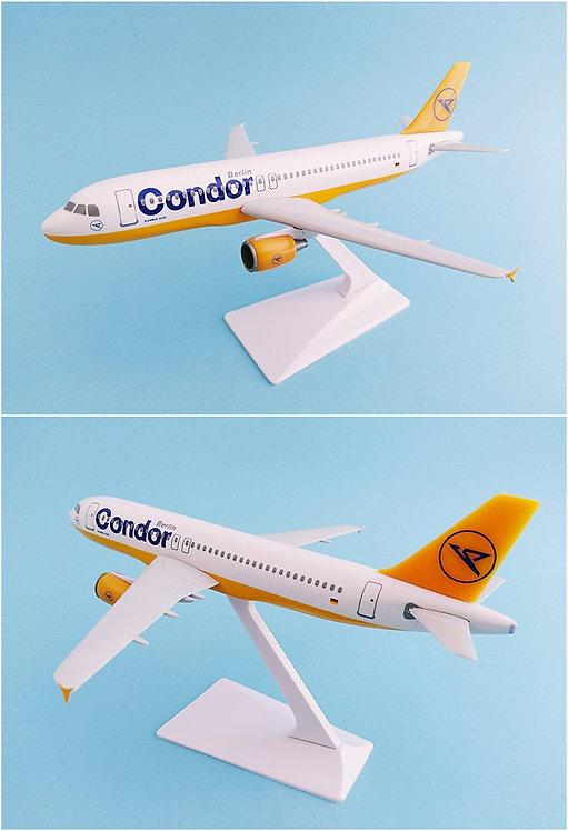 Condor Berlin Scale 1-200 model Airbus A320-200