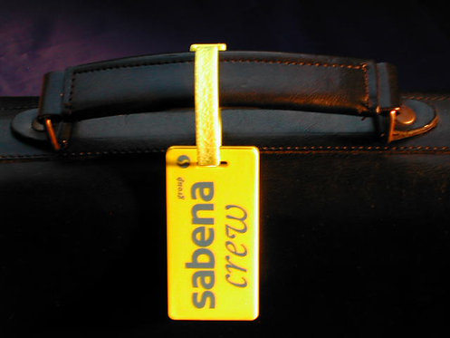 Sabena Label Crew Luggage #03