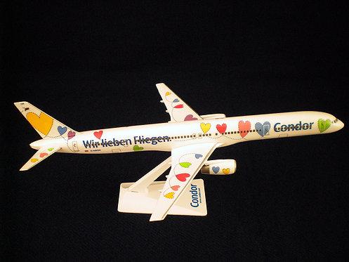 Condor Scale 1-200 model Boeing B757-300 D-ABON Willi