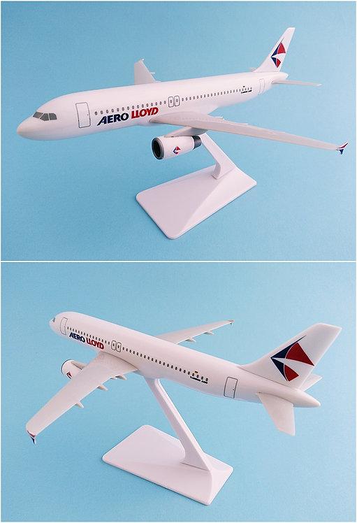 Aero Lloyd Scale 1-200 model Airbus A320-200