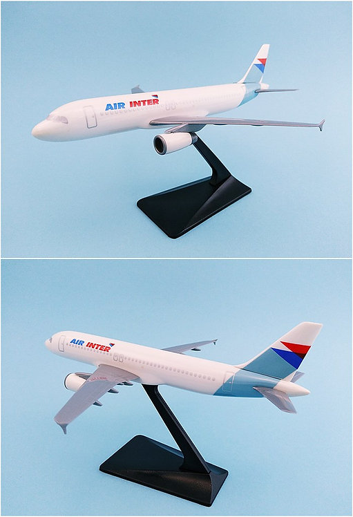 Air Inter Scale 1-200 model Airbus A320-200