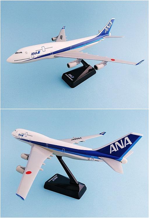 All Nippon Airways - ANA Scale 1-250 model Boeing B747-400 #02 JA8094