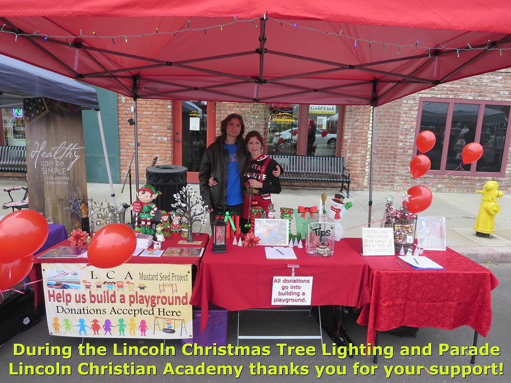 Jimmy's Playground - Lincoln Christmas Parade - Jimmys playground