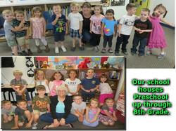 LCA Students - Preschool through 8th