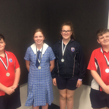 Year 7 Runners Up 2020 - Oran Park Anglican College
