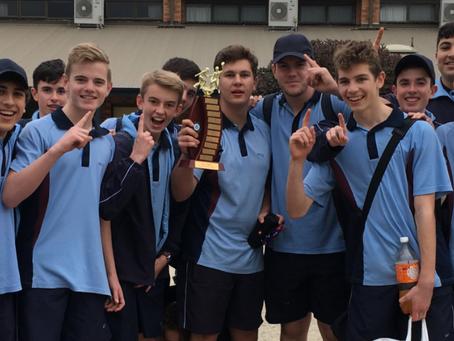 William Carey Christian School North Zone Champions 2019