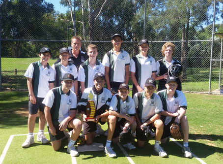 Wollondilly Anglican College West Zone Champions 2019