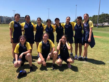 Clancy Catholic College 7-9 Girls Softball North Zone Champions 2020
