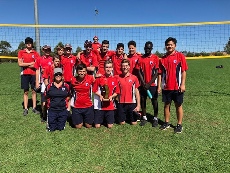 Oran Park Anglican College West Zone Champions 2019
