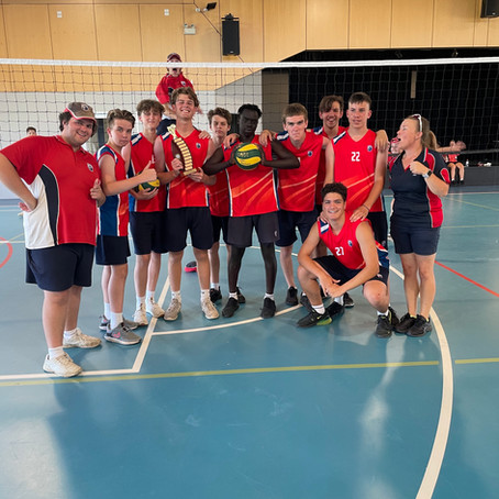 Oran Park Anglican College 9-10 Boys West Zone Volleyball Champions 2020