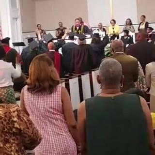 Rev. Dr. Richard Donald-2019 Convocation