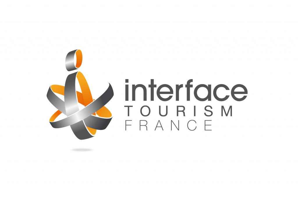 logo tourism interface