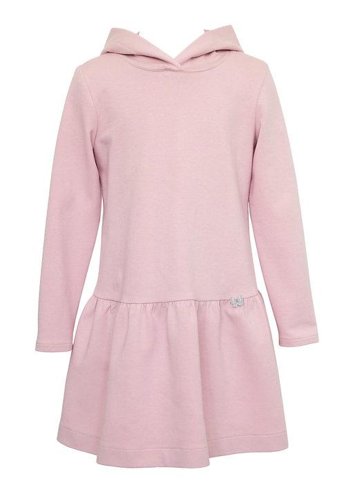 Kleid Rosa hood
