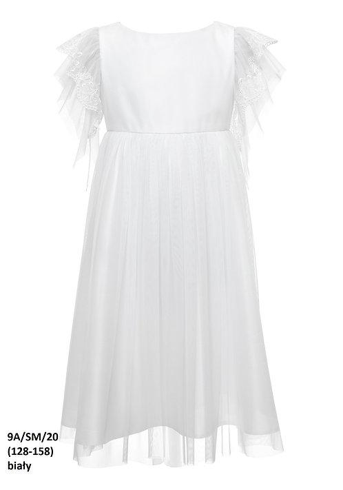 Kleid weiß (9a/SM/20)