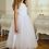 Thumbnail: Kleid beige-weiß (8b/SM/20)