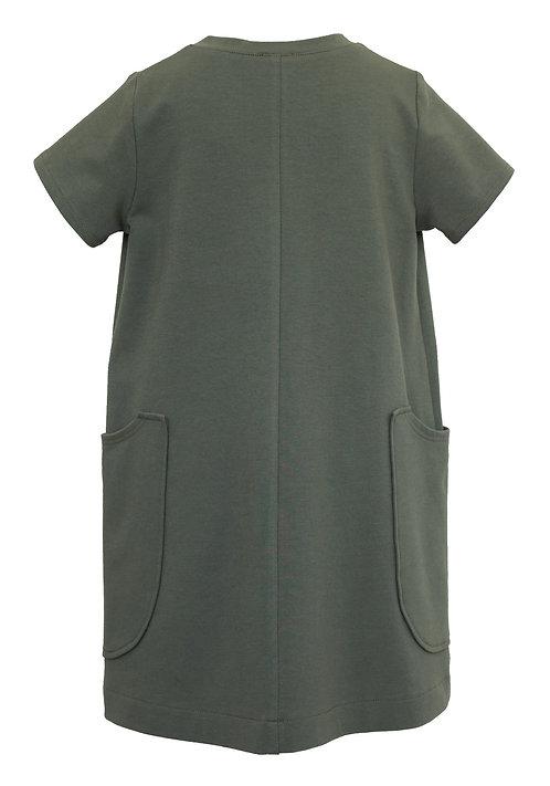 Kleid hellgrün hood