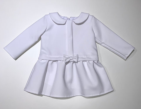 Kleid weiß tüll